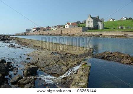 Cellardyke Outdoor Pool