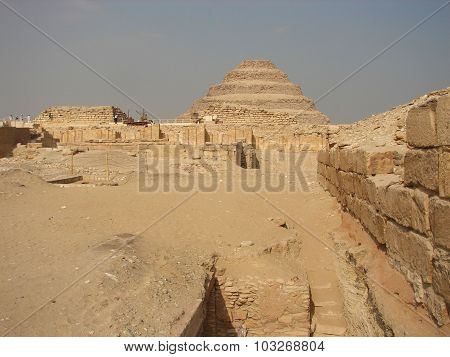 Big Pyramids Of Egypt
