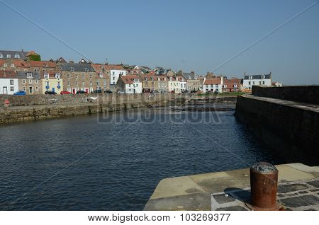 Harbour at Cellardyke