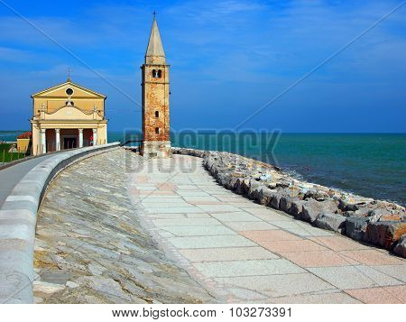 Caorle, the sanctuary