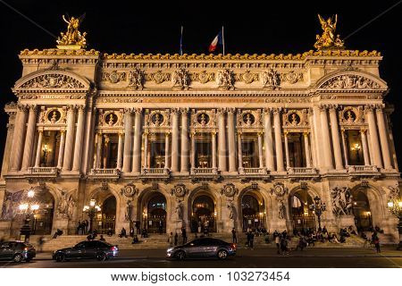 National Academy Of Music, Paris, France.