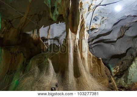 Karain Cave View