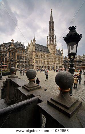 Brüssel-Stadtplatz