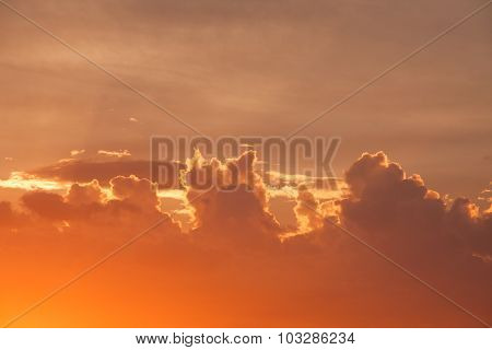 Clouds Twilight