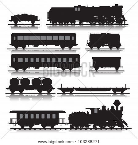Railway Trains