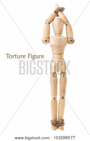 Torture Standing Figure