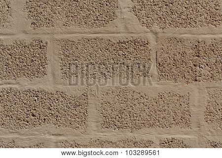 Brick Texture. Building Background.