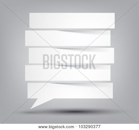 Replica sign on gray background. Vector Illustration.