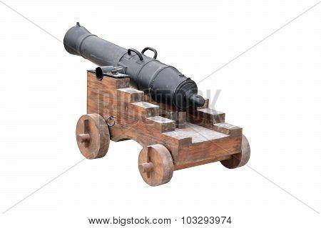 Old Ship Gun