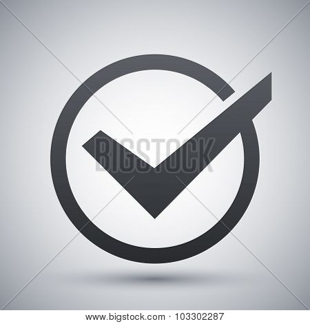 Vector Tick Icon