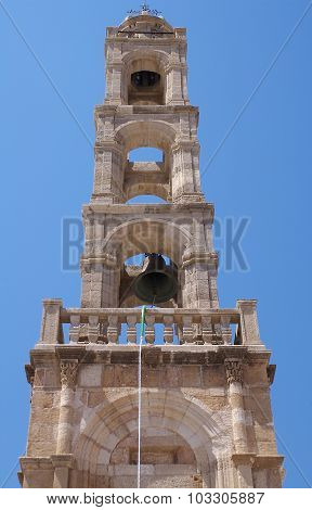 The Bell Tower, Lindos