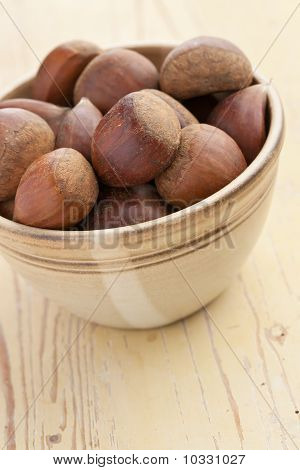 Chesnuts In Bowl