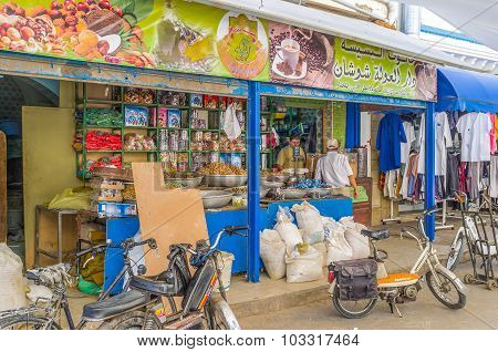 The Arabic Market