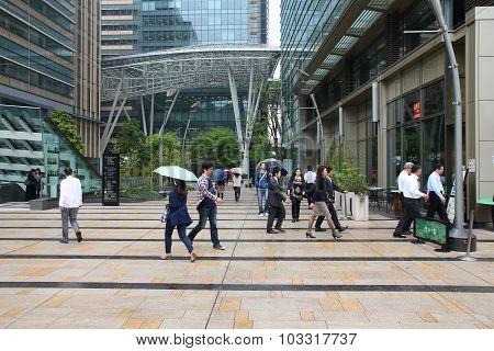 Tokyo Midtown, Japan