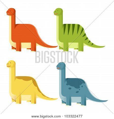 Set of Diplodocs