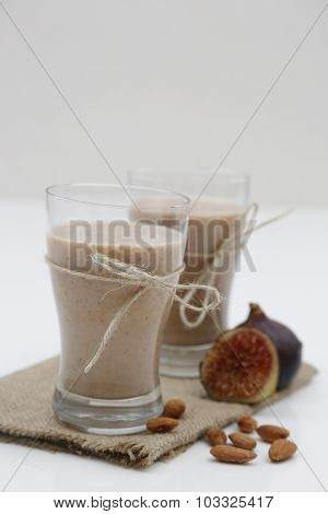 fresh fig juice