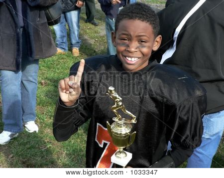 Champion - Little League Football