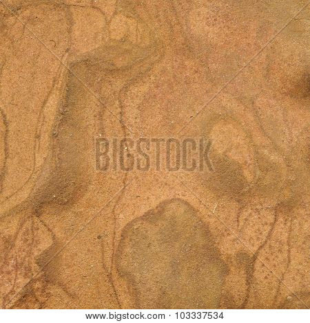 Stone texture with wavy pattern. Abstract background image.