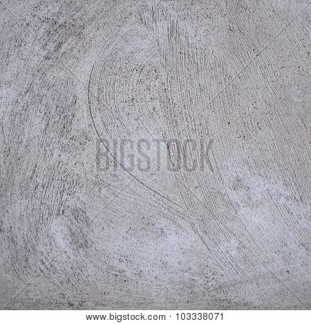 Cement concrete wall plaster background image.