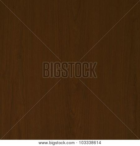 Dark brown wood grain texture background image.