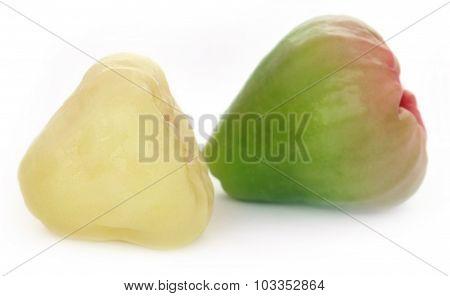 Fresh Water Apple Or Rose Apple