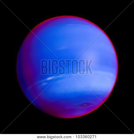 Neptune Elements of this image furnished by NASA