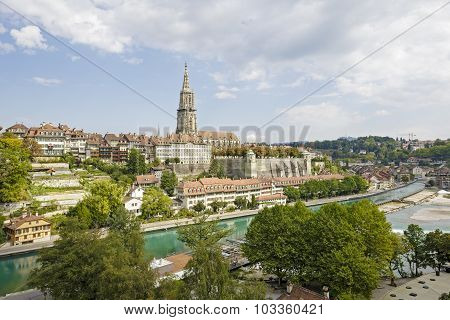 General View Of Bern