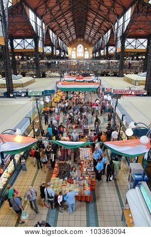 Budapest Market Place