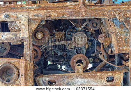 Main Part Of Rusty Engine