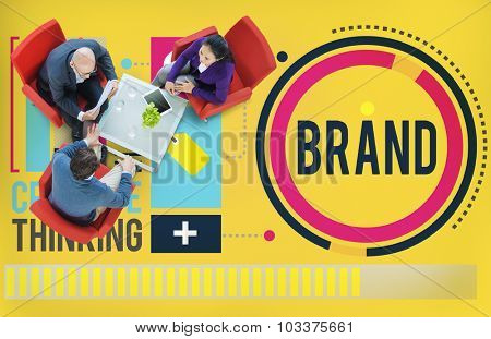 Branding Marketing Advertising Identity Business Trademark Concept