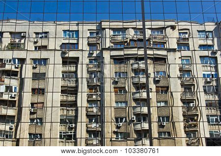 Bucurest Buildings