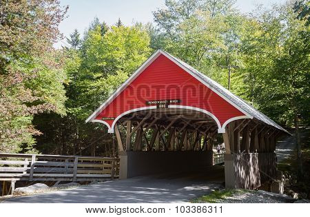 Pemigewasset River Covered Bridge