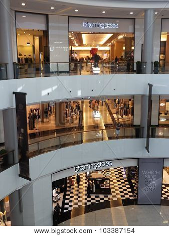 Bloomingdales at Dubai Mall in Dubai, UAE