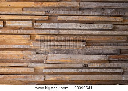 Timber Wood Brown Wall Background