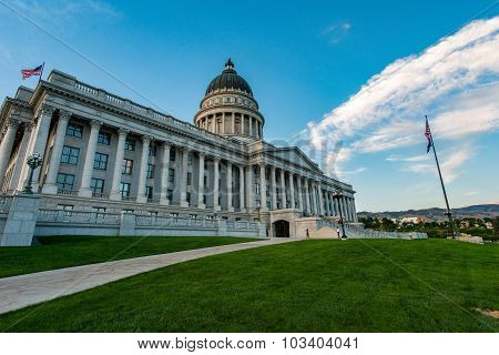 Capitol Hill, Salt Lake City, Utah