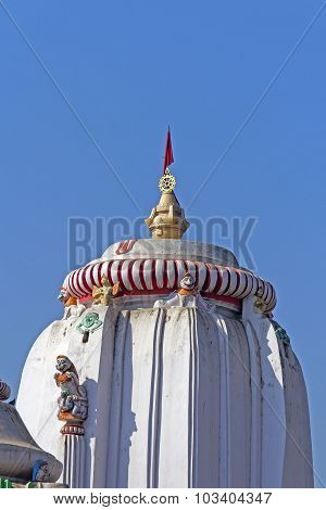 Dome Of Alalanath Temple