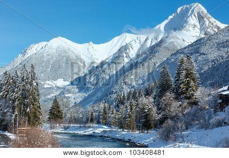 Haselgehr Village Outskirts (austria, Tirol)
