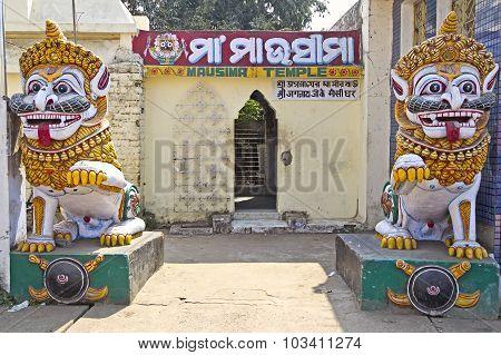 Mausi Ma Temple In Puri