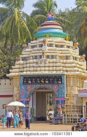 Gundicha Temple In Puri