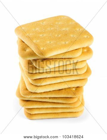 Crackers Closeup