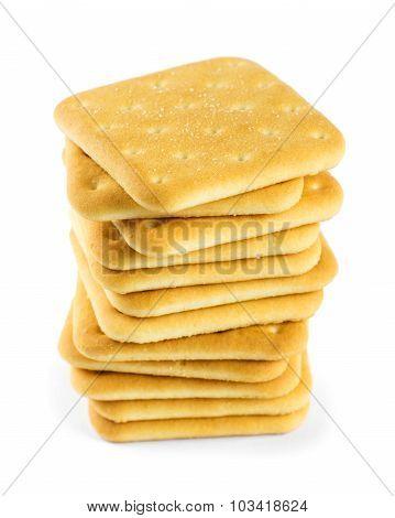 Crackers Closeup