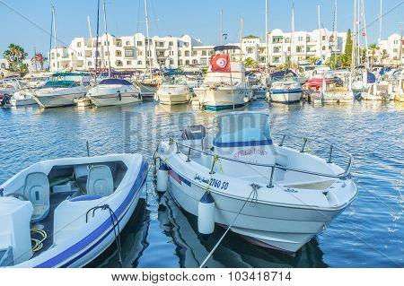 The Motor Boats