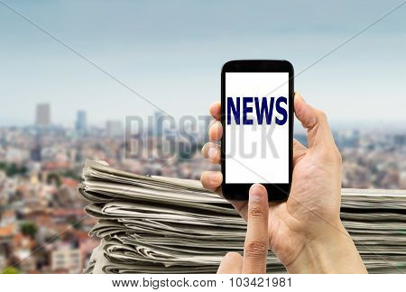 Newspapers Online In Telephone