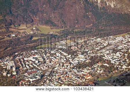 City Of Bad Reichenhall, Germany