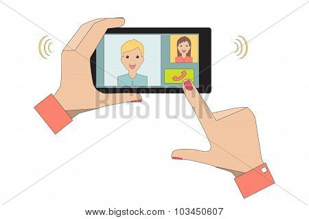 Mobile Meeting.