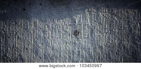 Concrete Wall With Plaster Texture