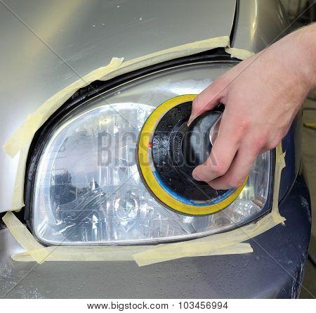 Car Light Repairing, Fixing