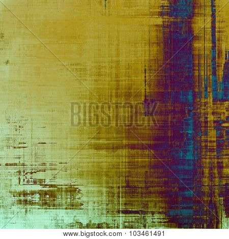 Ancient grunge background texture. With different color patterns: yellow (beige); brown; purple (violet); blue