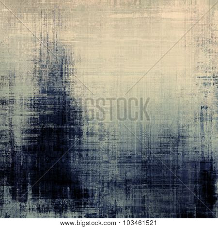 Art grunge vintage textured background. With different color patterns: yellow (beige); blue; gray; black