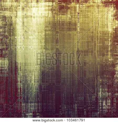 Ancient grunge background texture. With different color patterns: yellow (beige); brown; purple (violet); gray